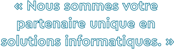 phrase informatique